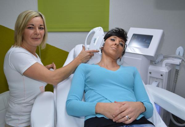 spezielle Technik zur dauerhaften Haarentfernung